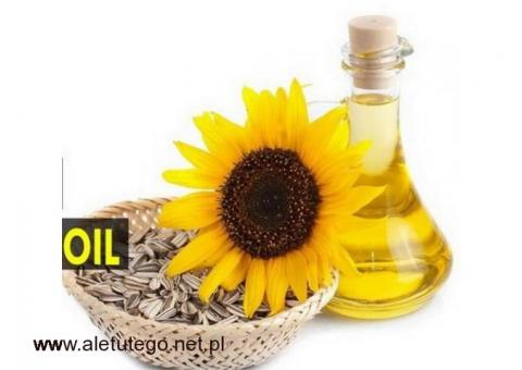 Sunflower oil from Ukraine